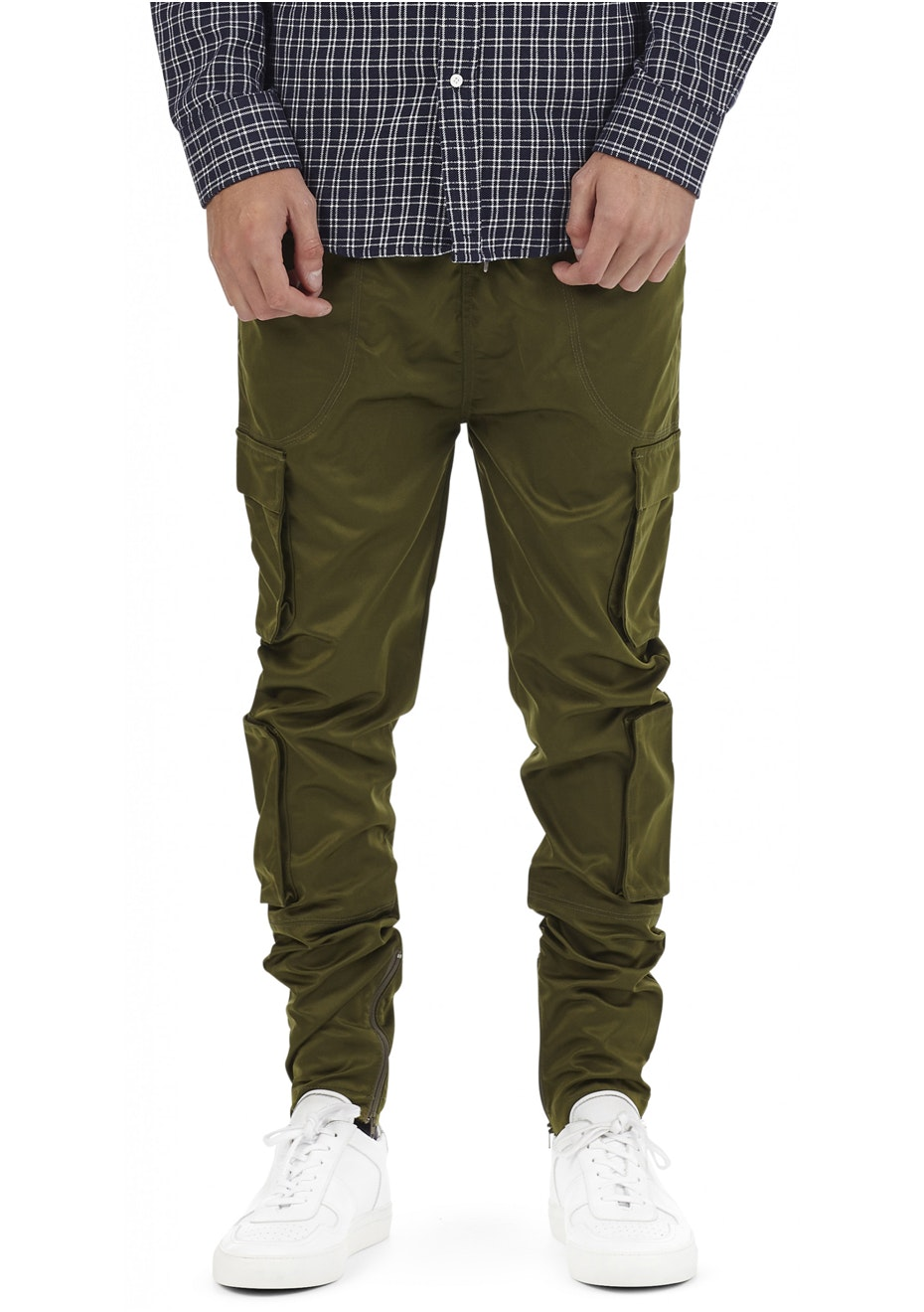 I Love Ugly - Zespy Militia Pant - Forest Green
