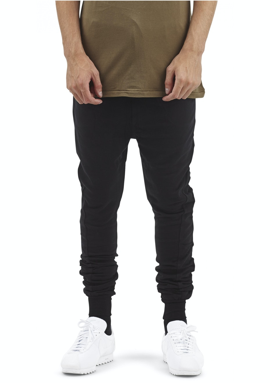 I Love Ugly - Zespy Track Pant Black
