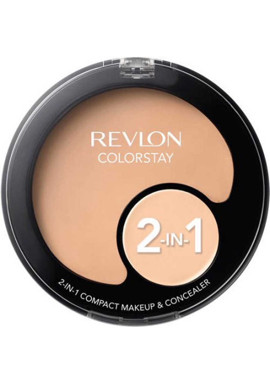 Revlon Colorstay 2in1 Compact Makeup And Concealer 110 Ivory