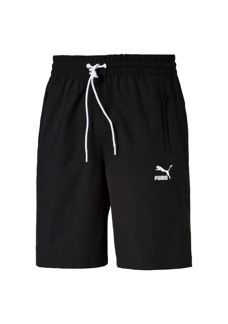 Puma - Woven Shorts - Black