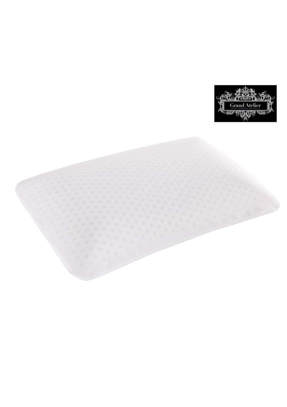Grand Atelier Talalay Latex Pillow- Firm