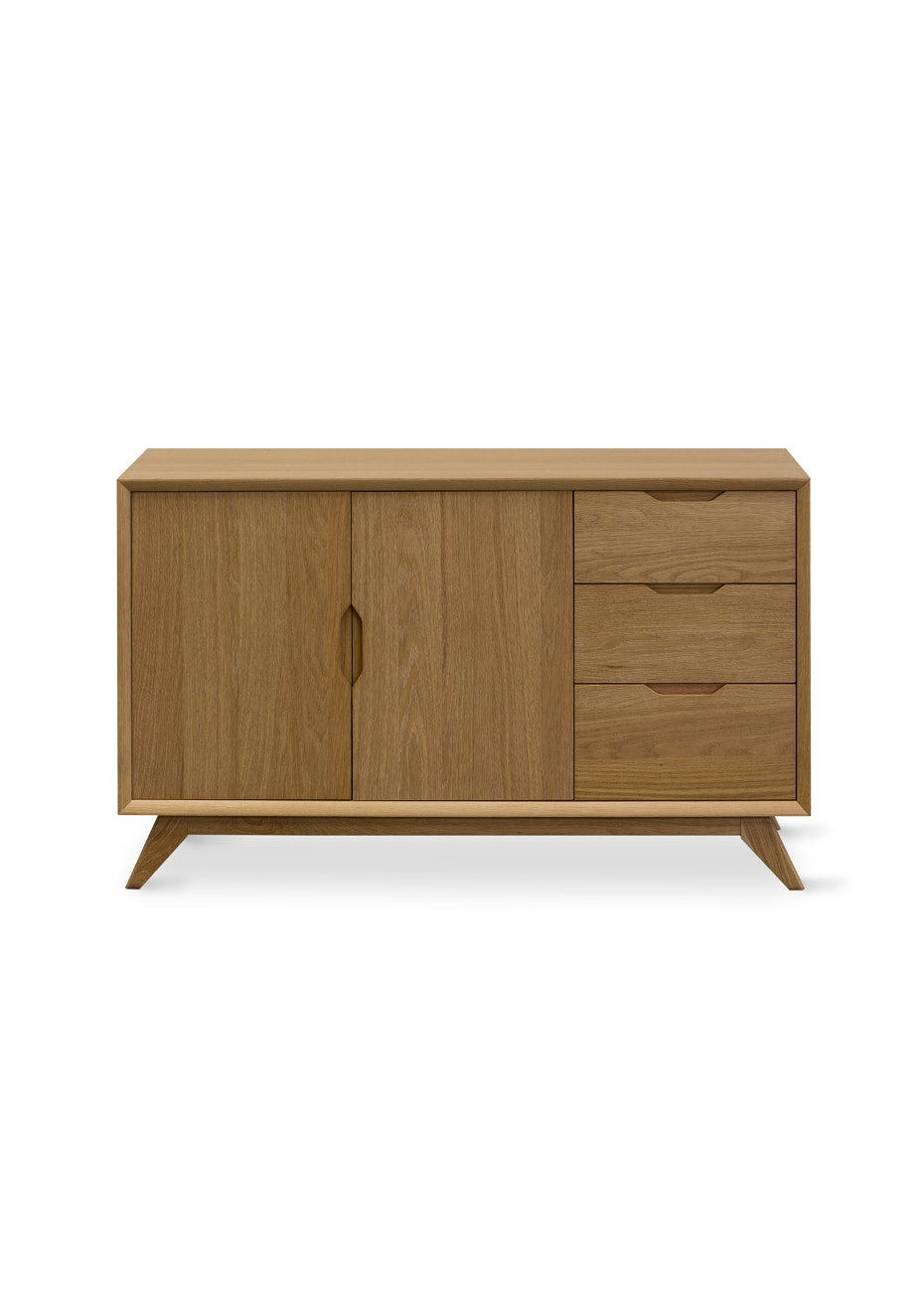 Furniture By Design - Milano Sideboard- Light Oak