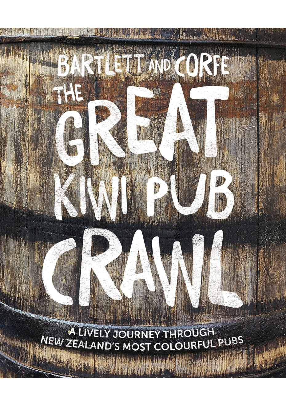 The Great Kiwi Pub Crawl