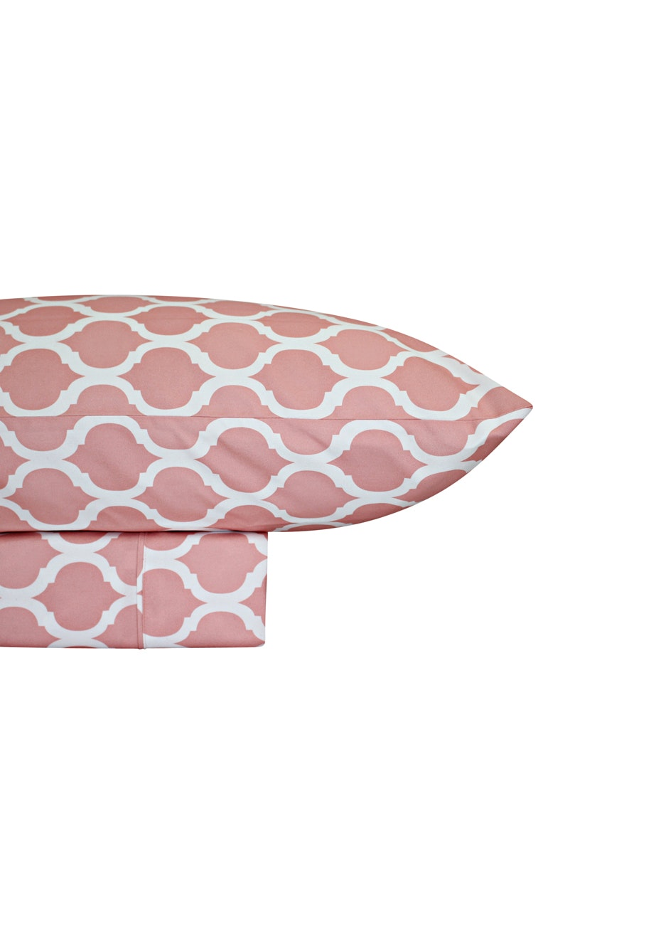 Thermal Flannel Sheet Set - Blossom Morocco - Queen Bed