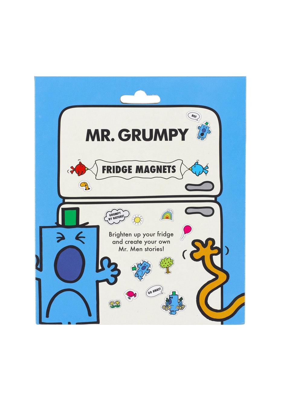 Mr Men - Fridge Magnets Mr Grumpy