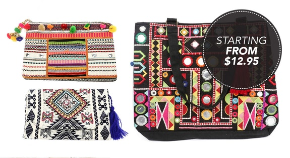 Image of the 'Boho Summer Bags' sale