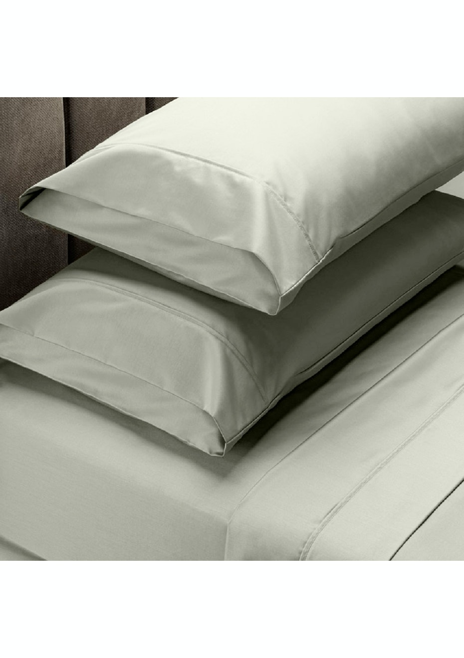 Park Avenue 1000 Thread Count 100% Egyptian Cotton Sheet Sets Queen - Oyster