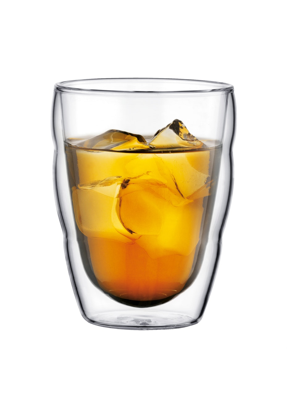 Bodum - Pilatus Double Wall Glass - Set of 6 (250ml)