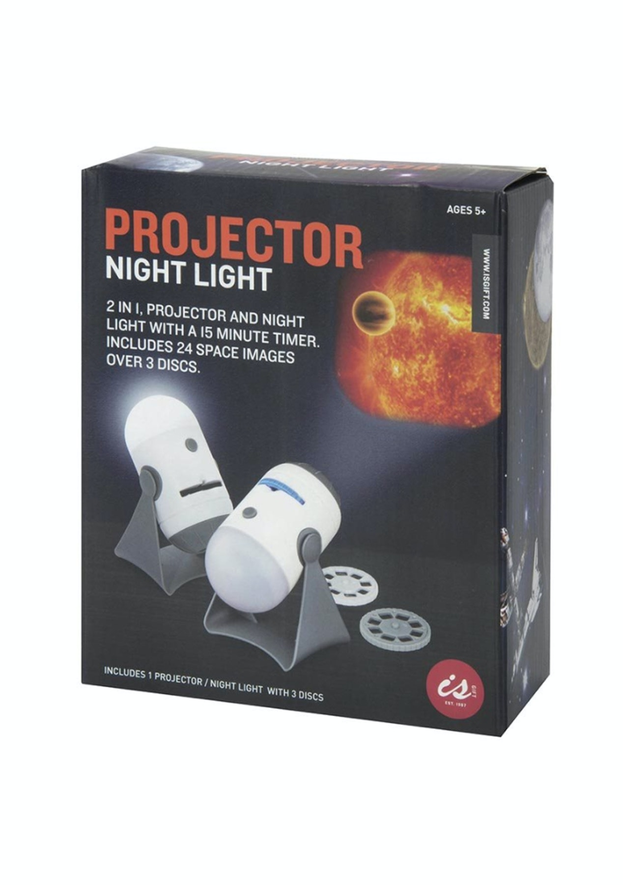 Projector Night Light - Space