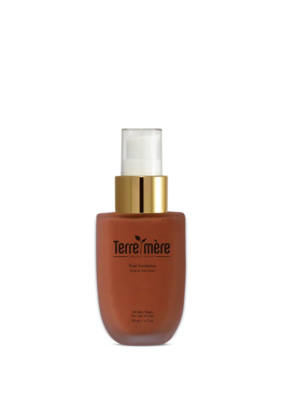 Terre Mere - Fluid Foundation - Amber