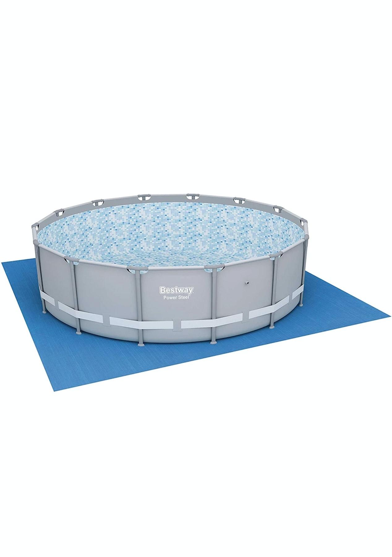 Bestway Power Steel Pool 14ft Bestway Pools Inflatables