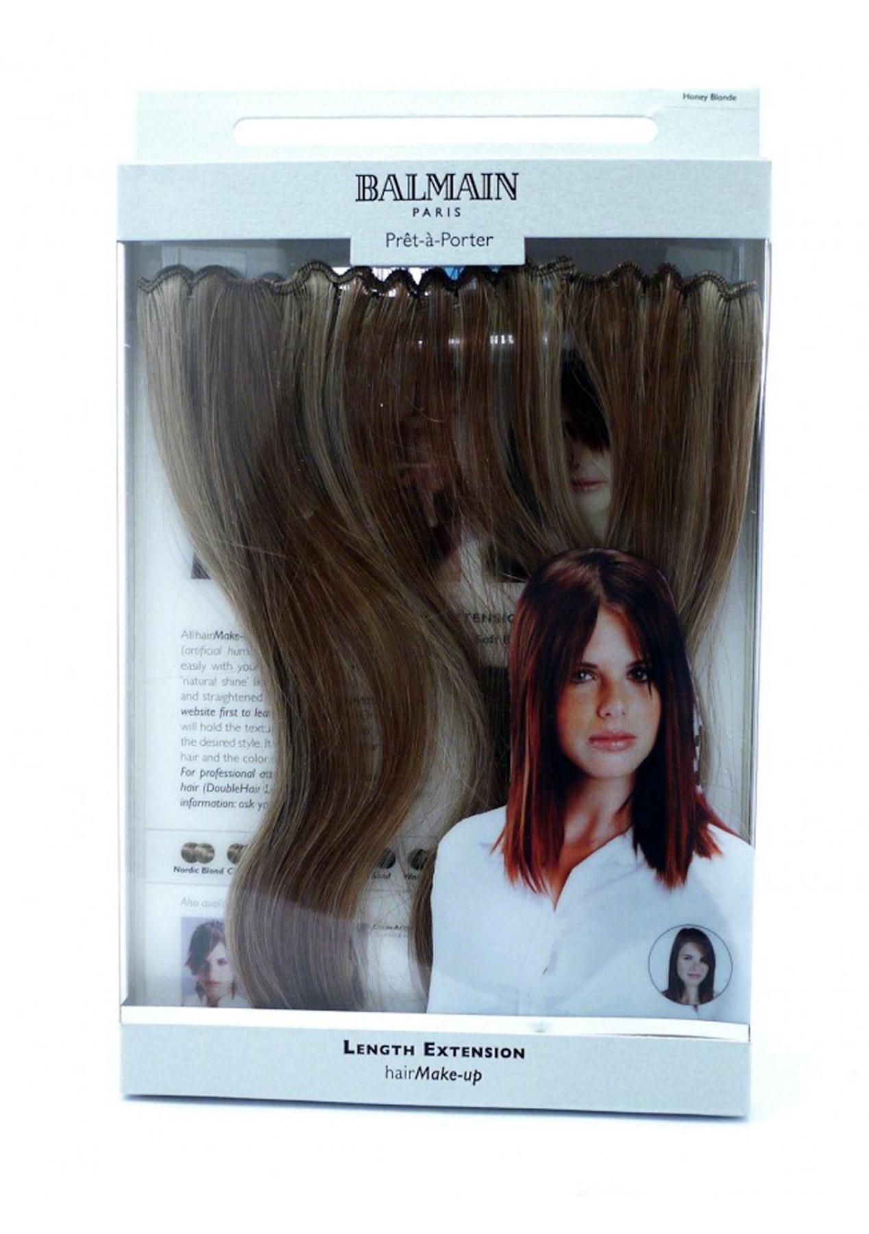 Balmain Hair Extension 3pc Honey Blonde 25cm Haircare Warehouse