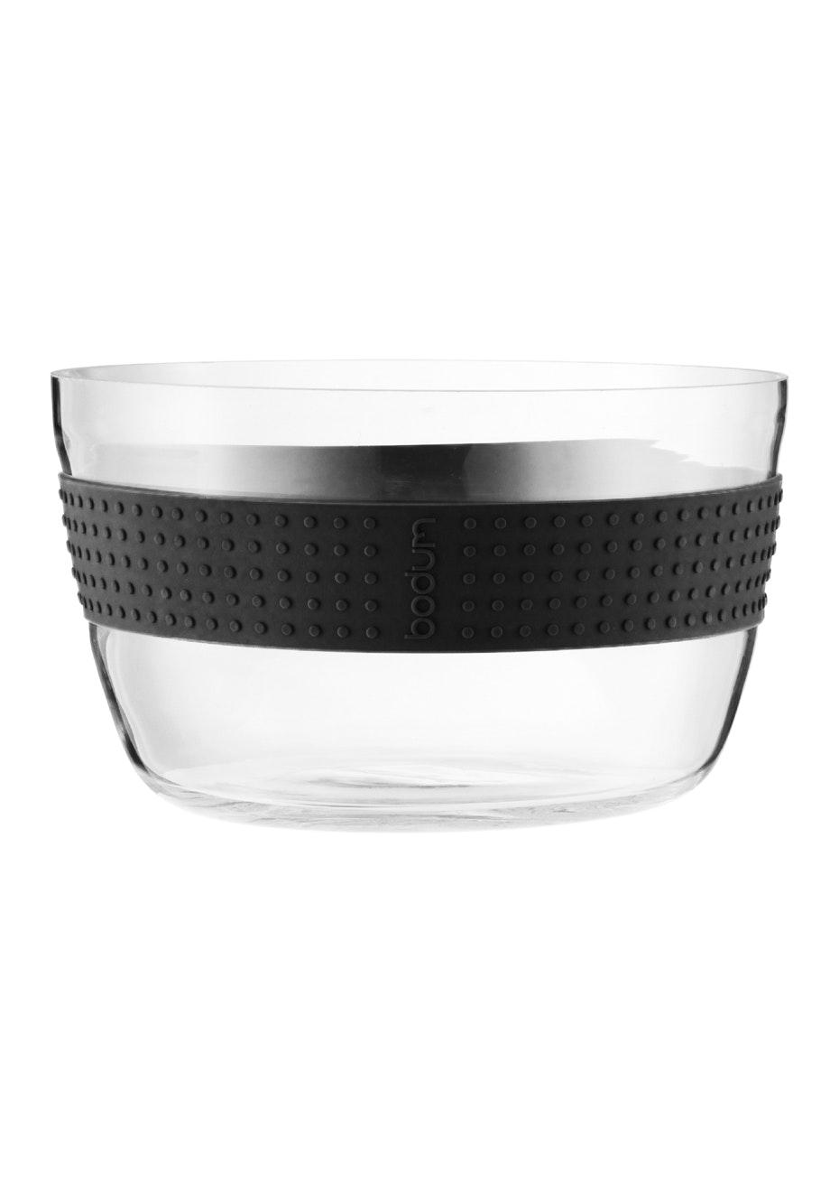 Bodum - Salad Bowl & Servers - Black