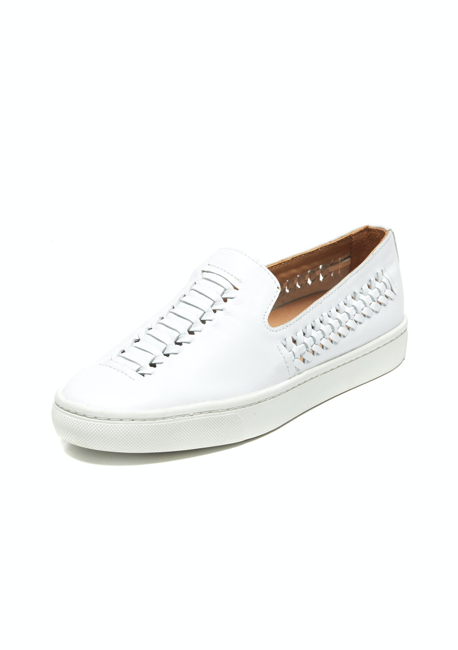Soludos - Woven Sneaker - Ivory