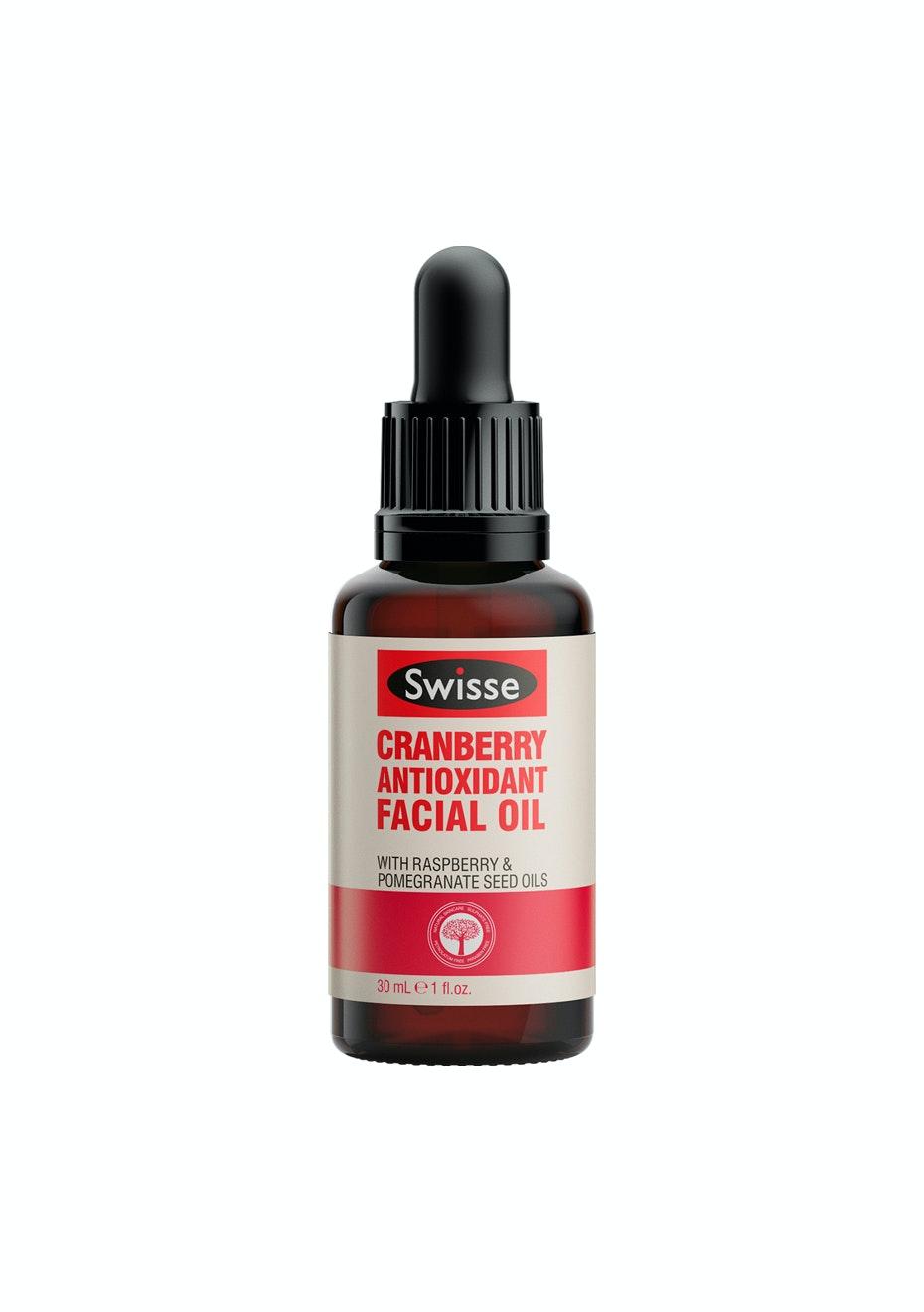 Swisse Cranberry Antiox Face Oil 30Ml
