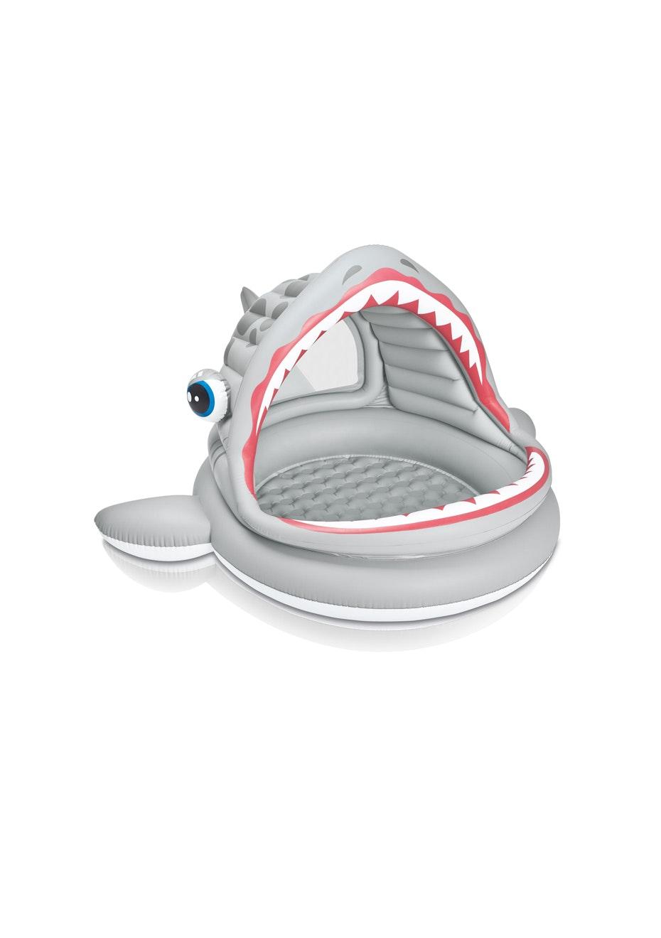 Intex - Roarin Shark Shade Pool