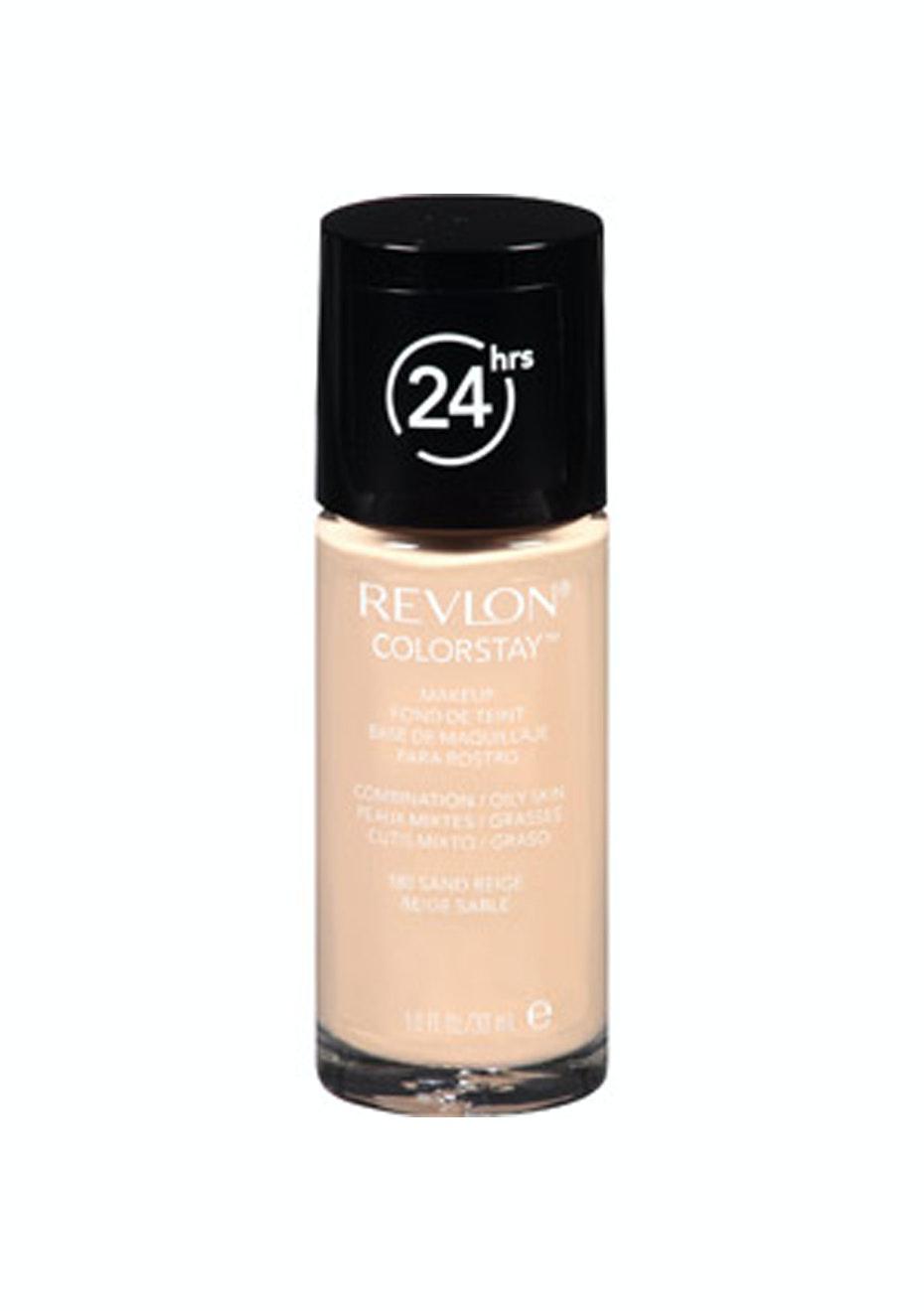 Revlon Colorstay 24hrs Liquid Makeup Combo/Oily 180 Sand Beige