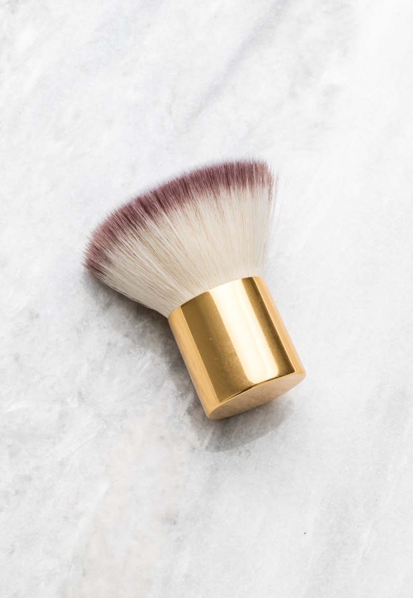 Kabuki Brush - Gold