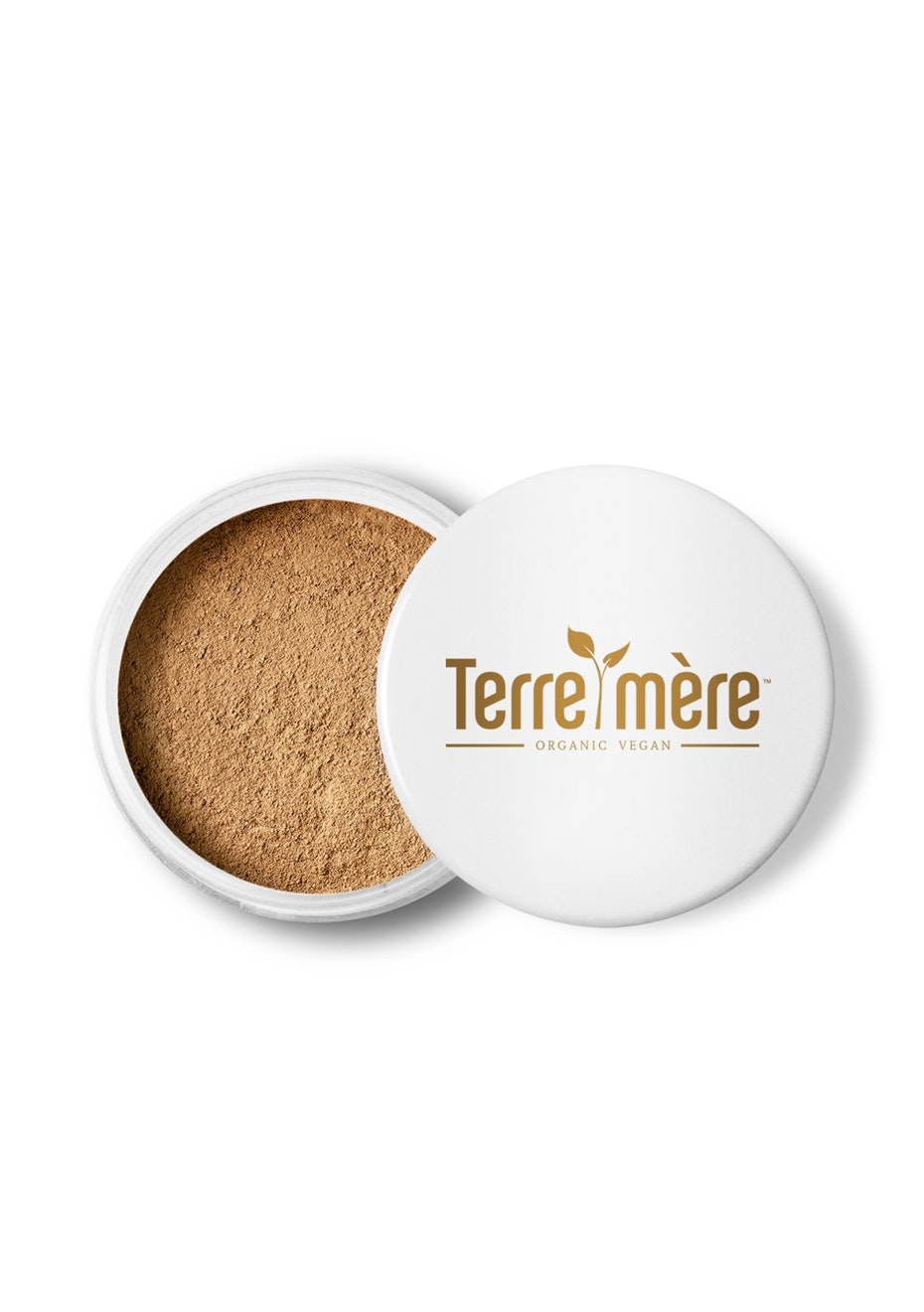 Terre Mere - Mineral Foundation - Caramel
