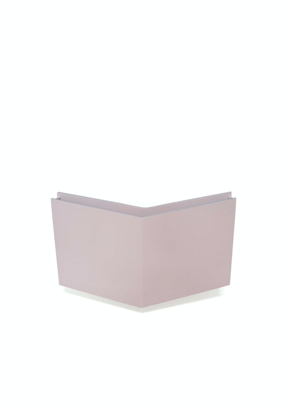 Me & My Trend - Medium Pink Book Wall Pocket