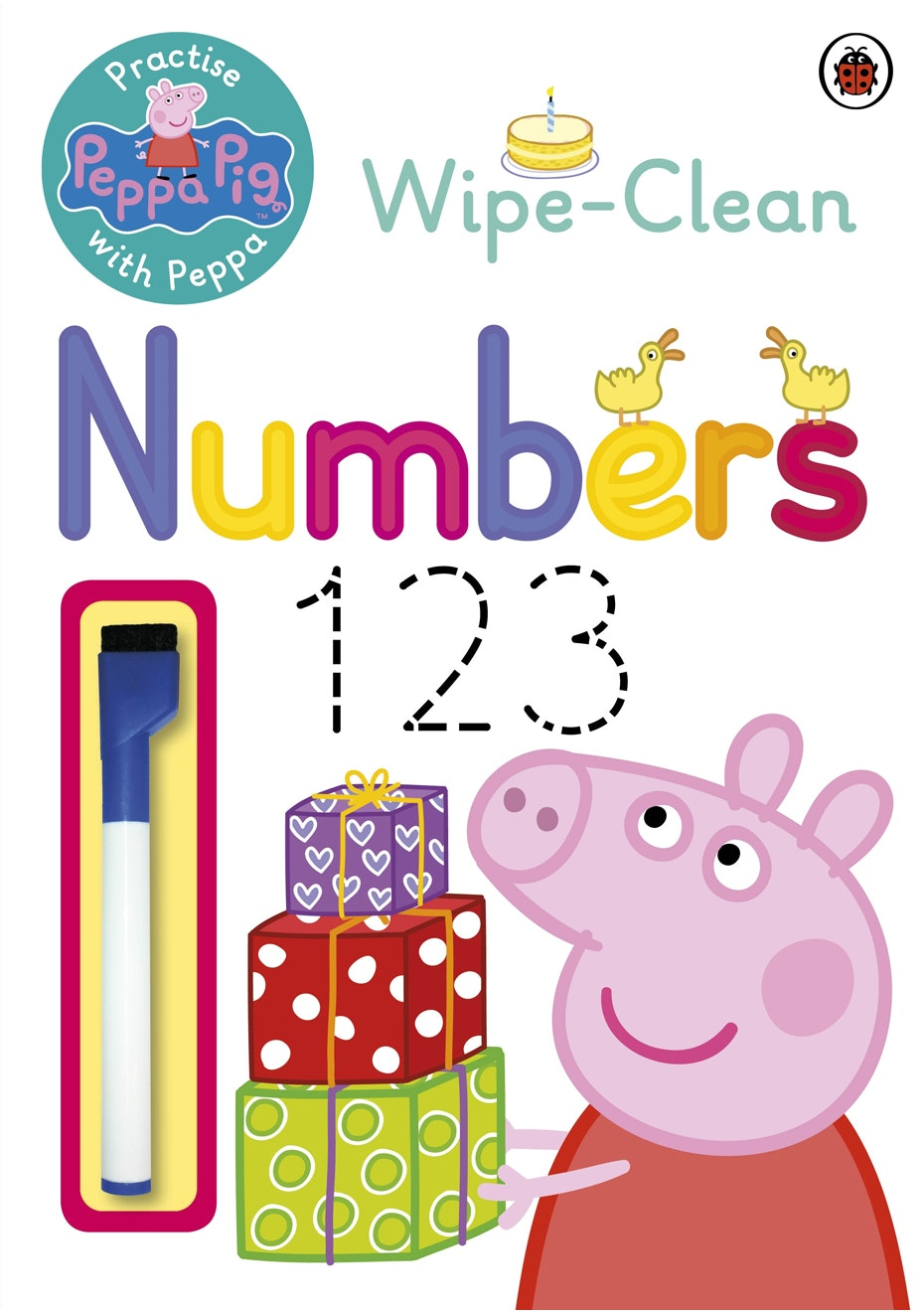 Peppa Pig: Practise with Peppa: Numbers