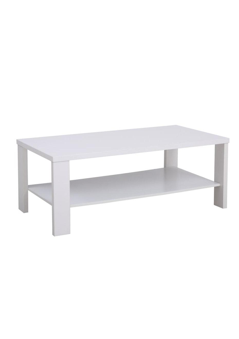 Enkel Coffee Table White