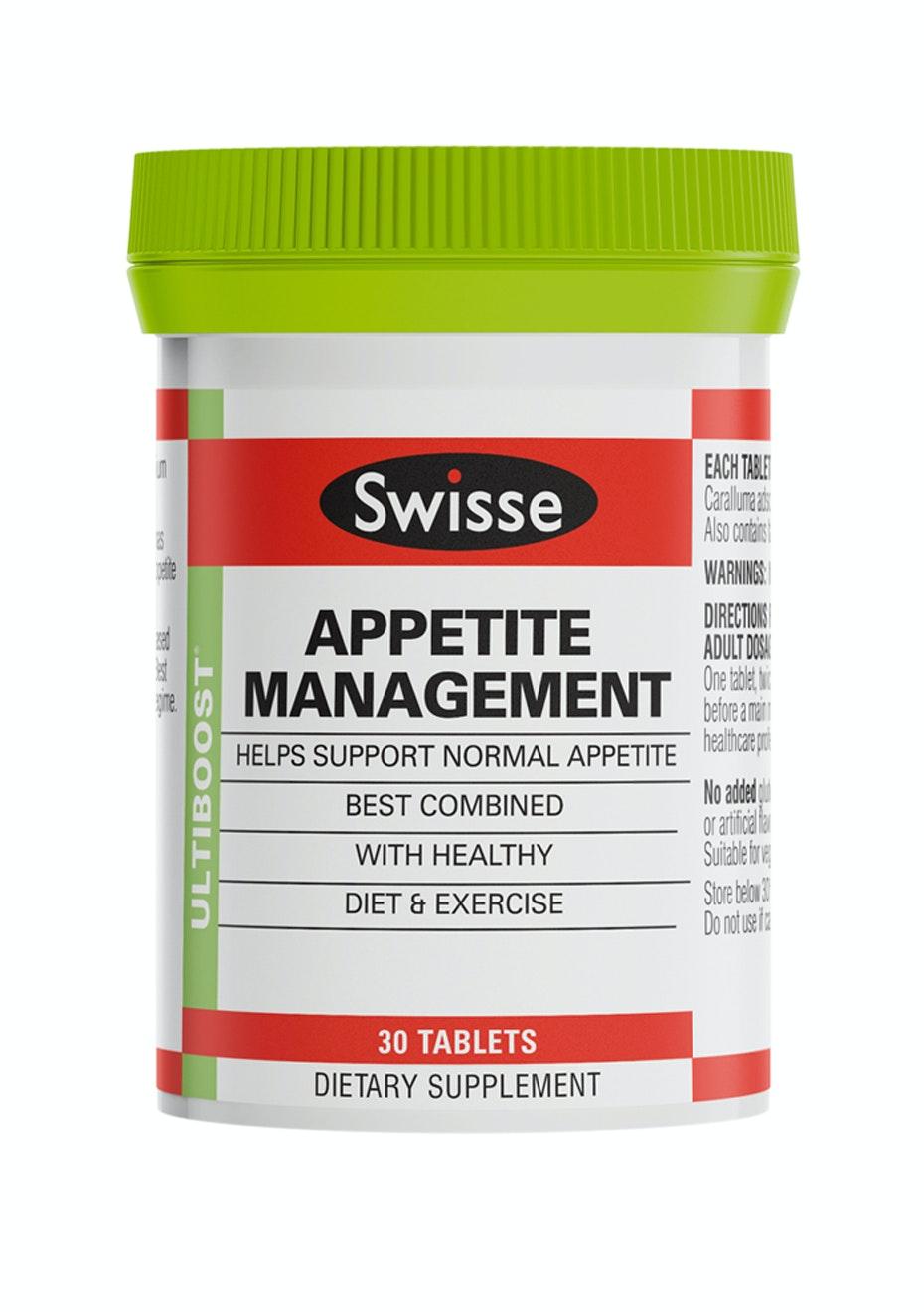 Swisse Ultiboost Appetite Management 30 Tablets
