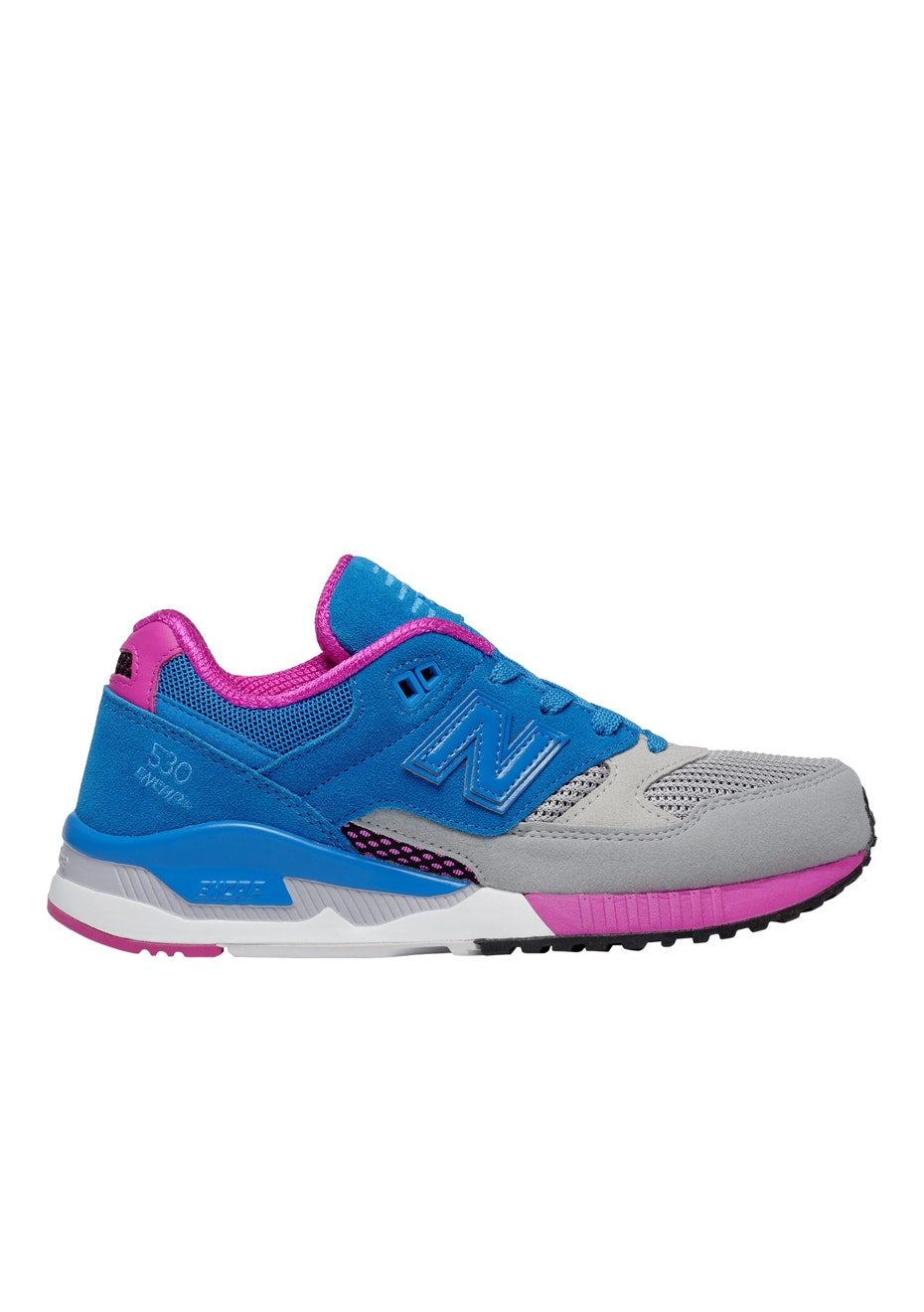 New Balance - Womens - 530 90'S Running - Blue / Grey / Pink