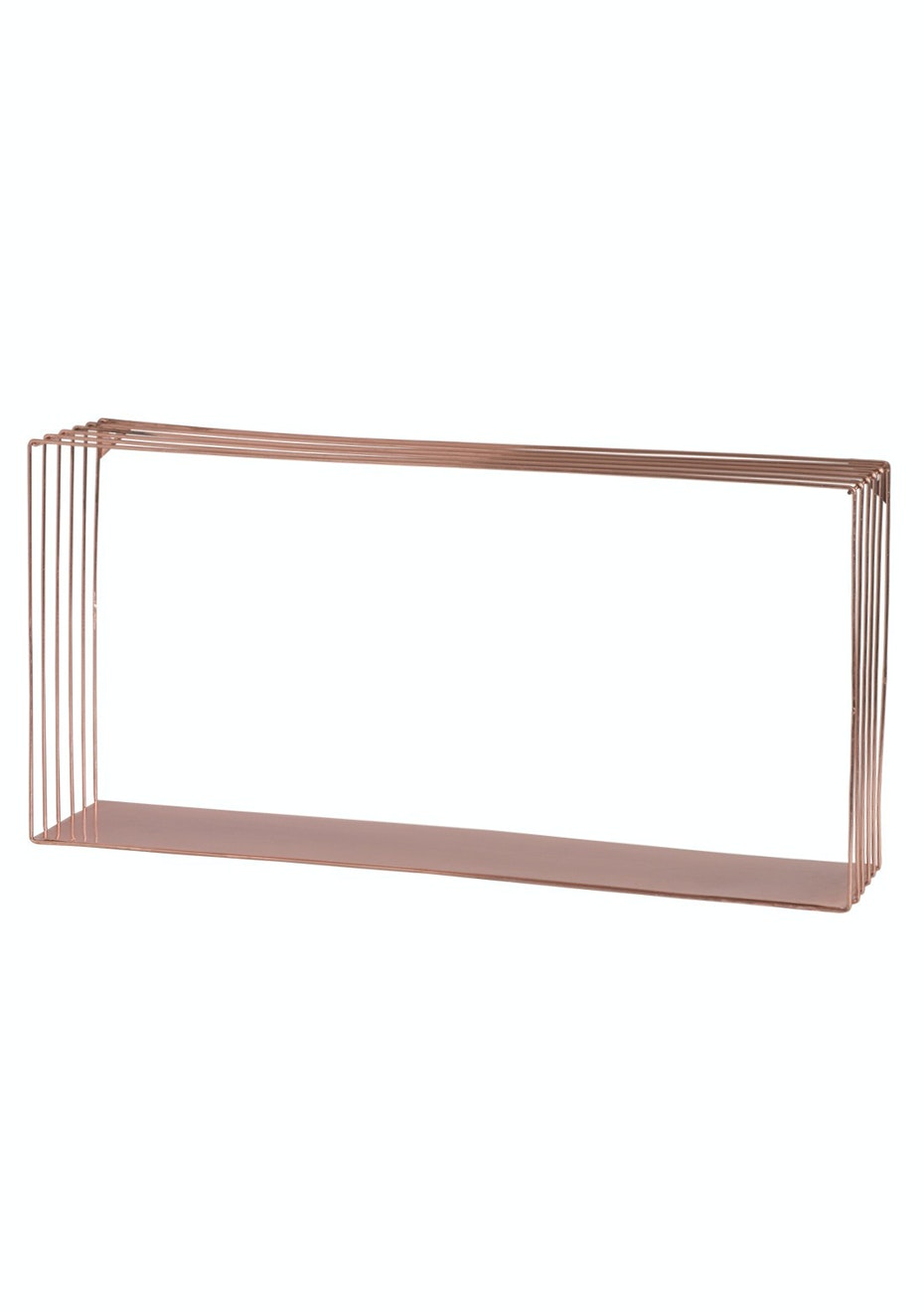 Jason - Copper shelf