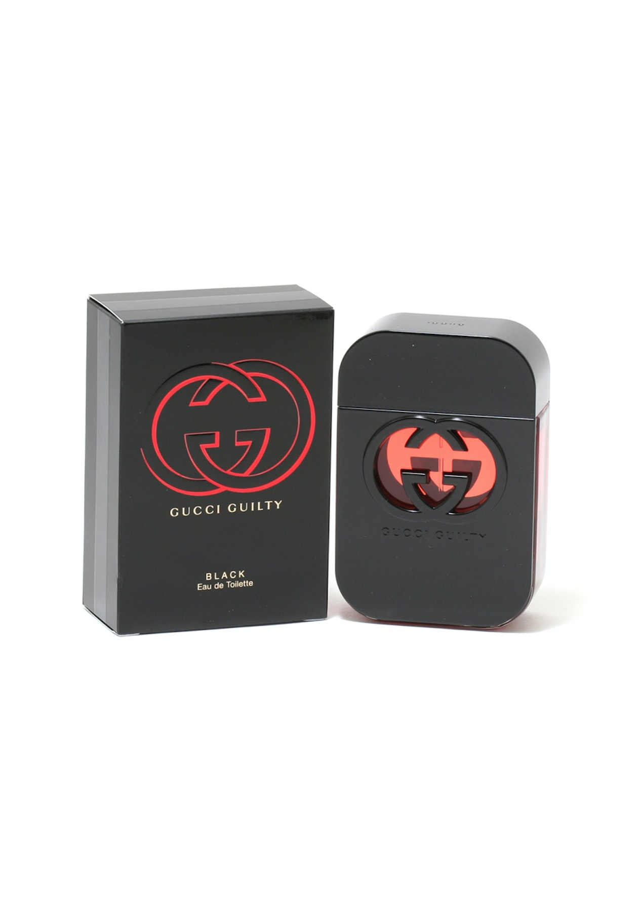b9f6ebff203 Gucci Guilty Black Ladies Edt Spray - 75Ml - Luxury Scents For Less From  $19.95 - Onceit