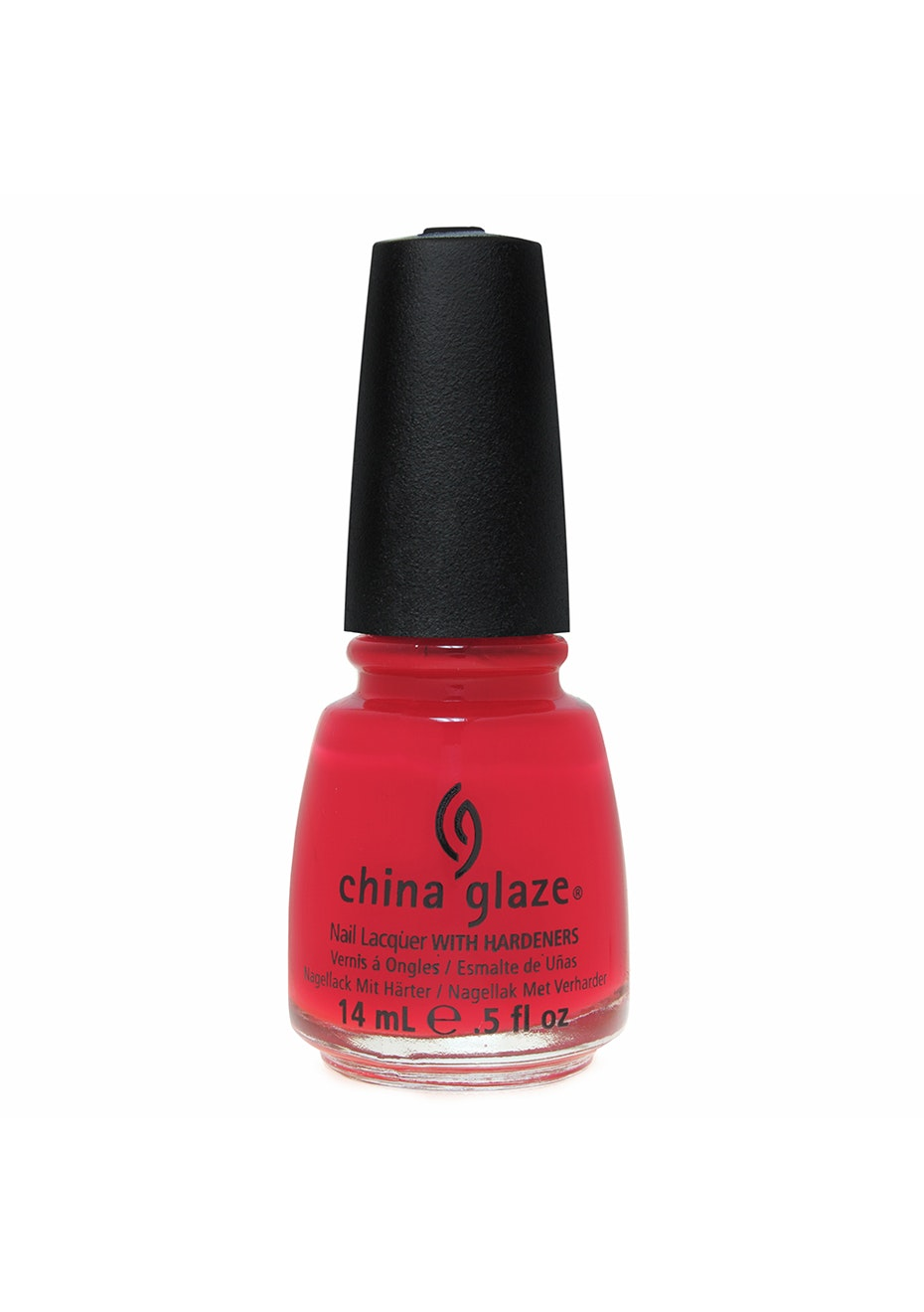 China Glaze #024 AZTEC ORANGE