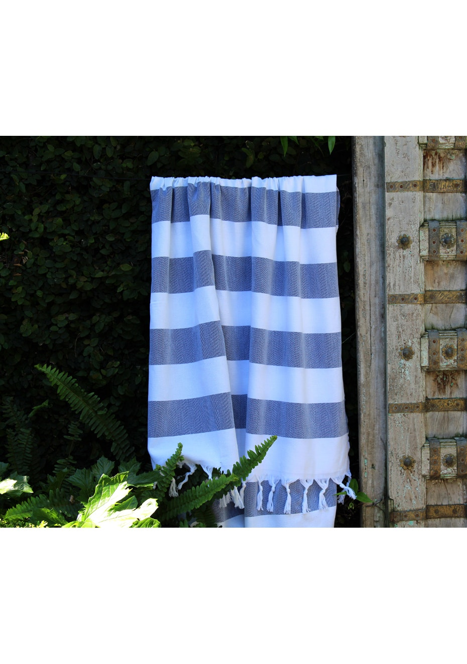 Cabana Navy Turkish Towel