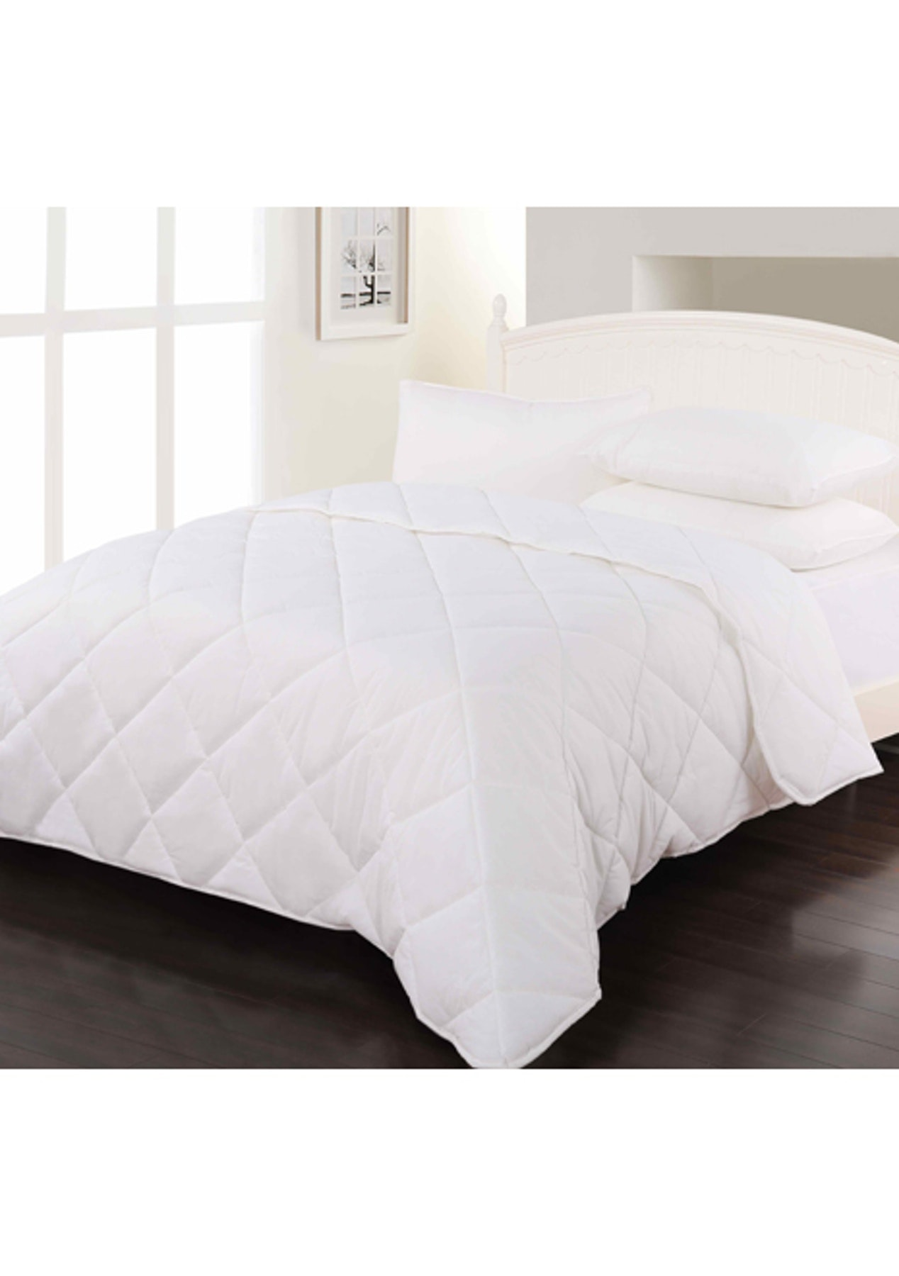 King Bed Australian Washable Wool Quilt