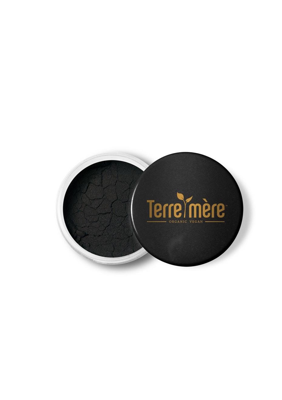 Terre Mere - Mineral Eyeshadow - Jet