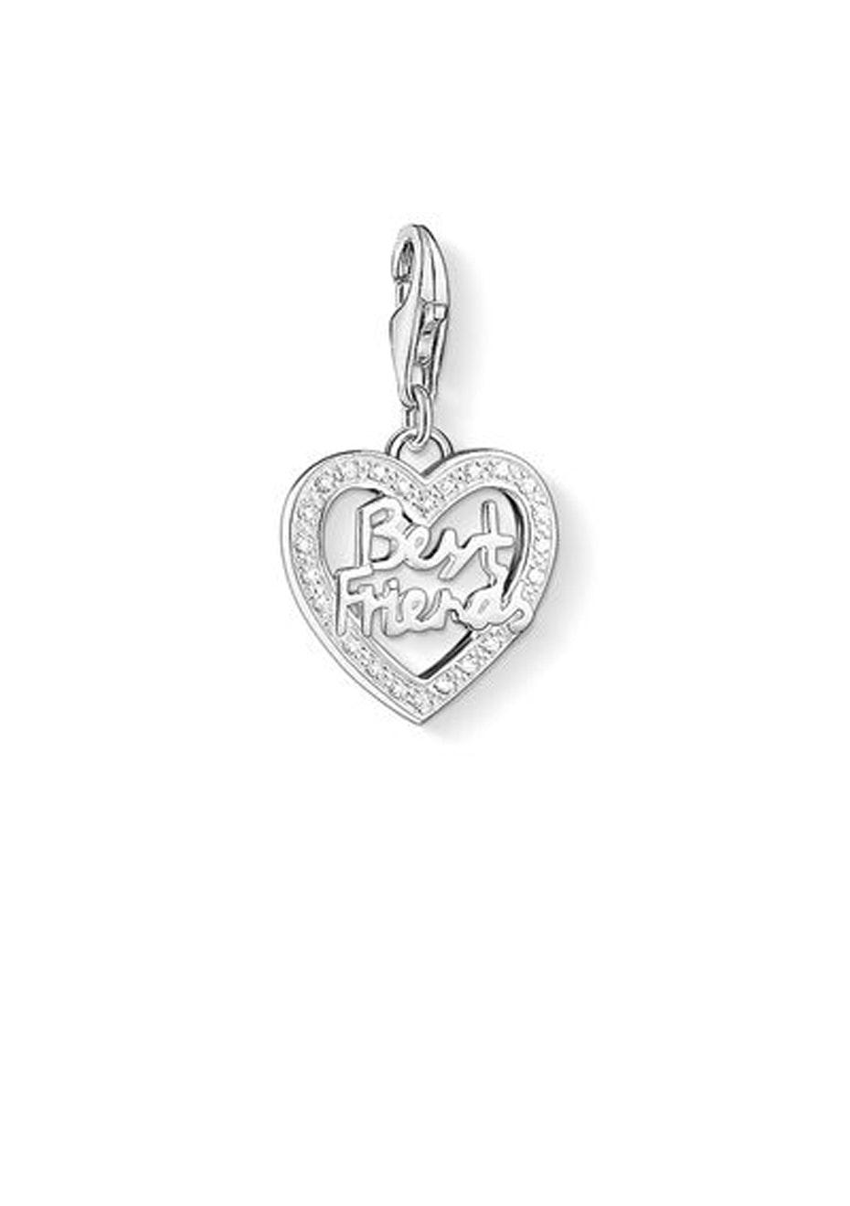 Thomas Sabo  - Charm Club - Best Friends Cz Heart
