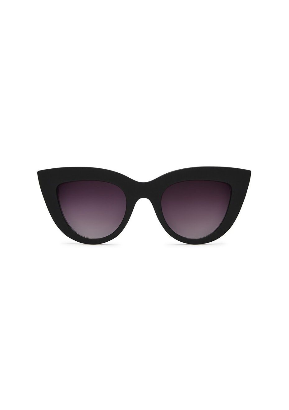 Quay - Kitti - Black/Smoke Lens