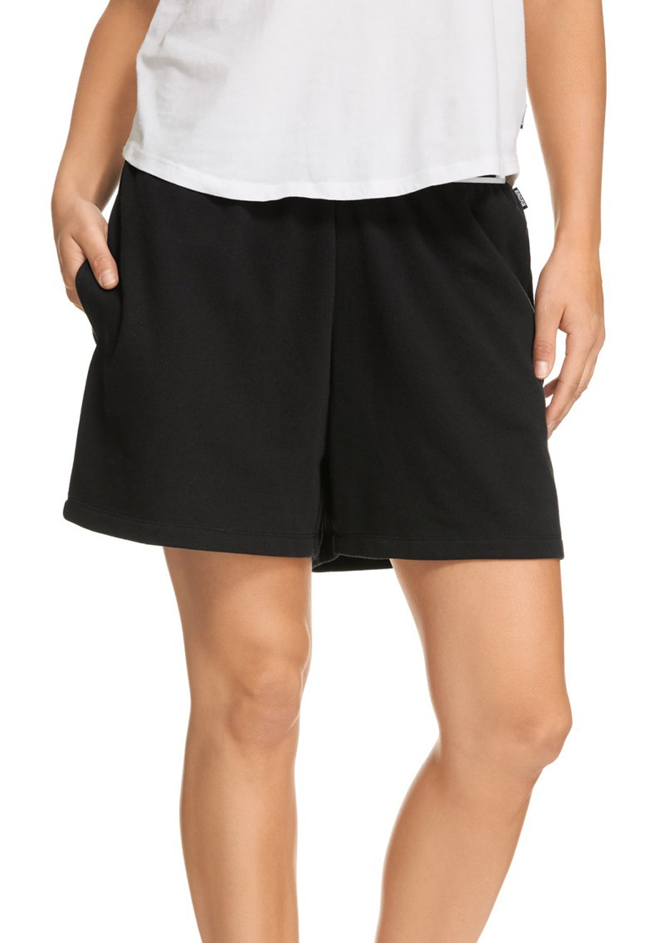 BONDS - Mid Length Short  - Black