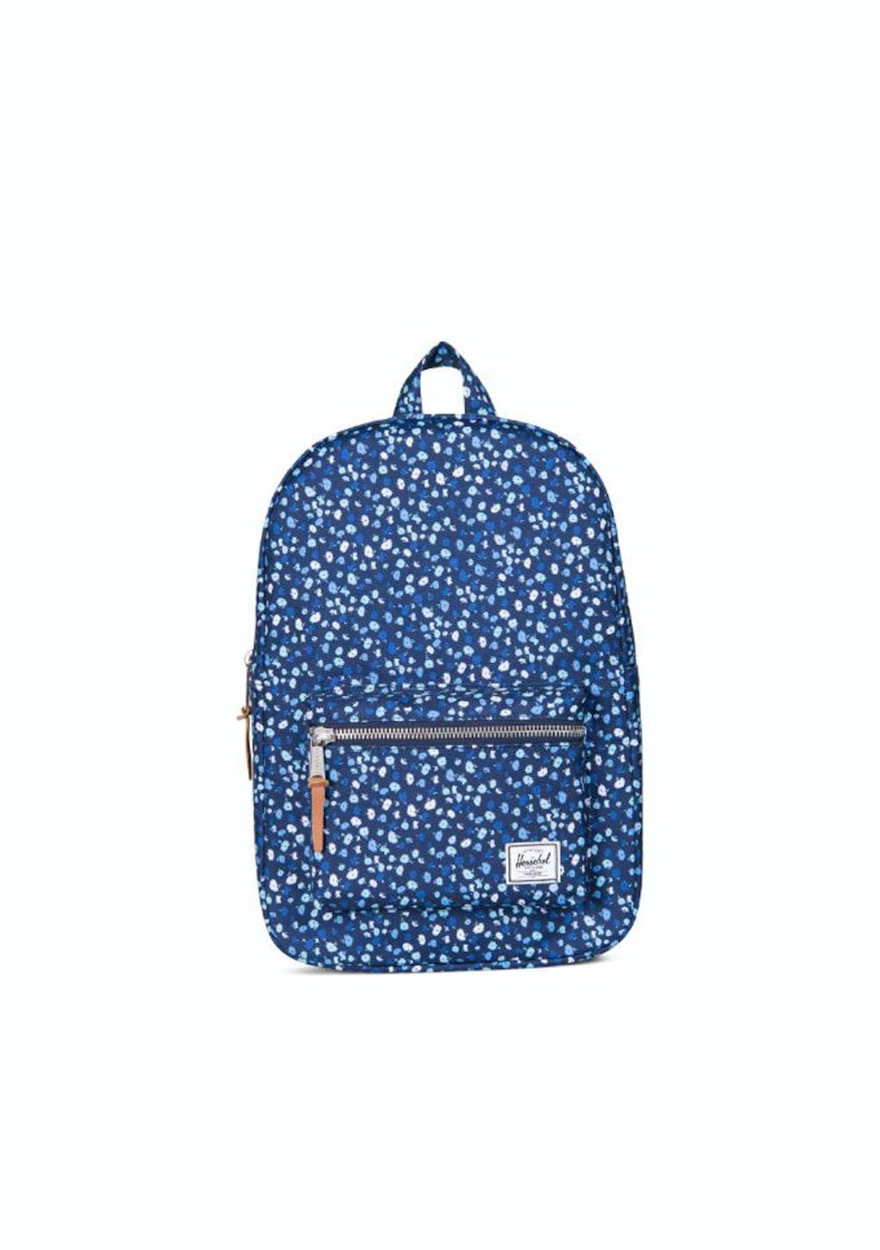 2791607f6c3 Herschel - Settlement Mid-Volume Backpack - Peacoat Mini Floral - 50% Off  Herschel - Onceit