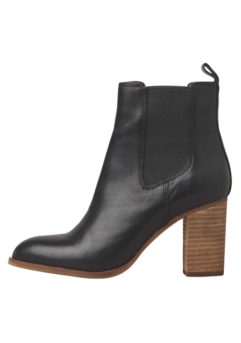 Windsor Smith - Guild - Black Leather