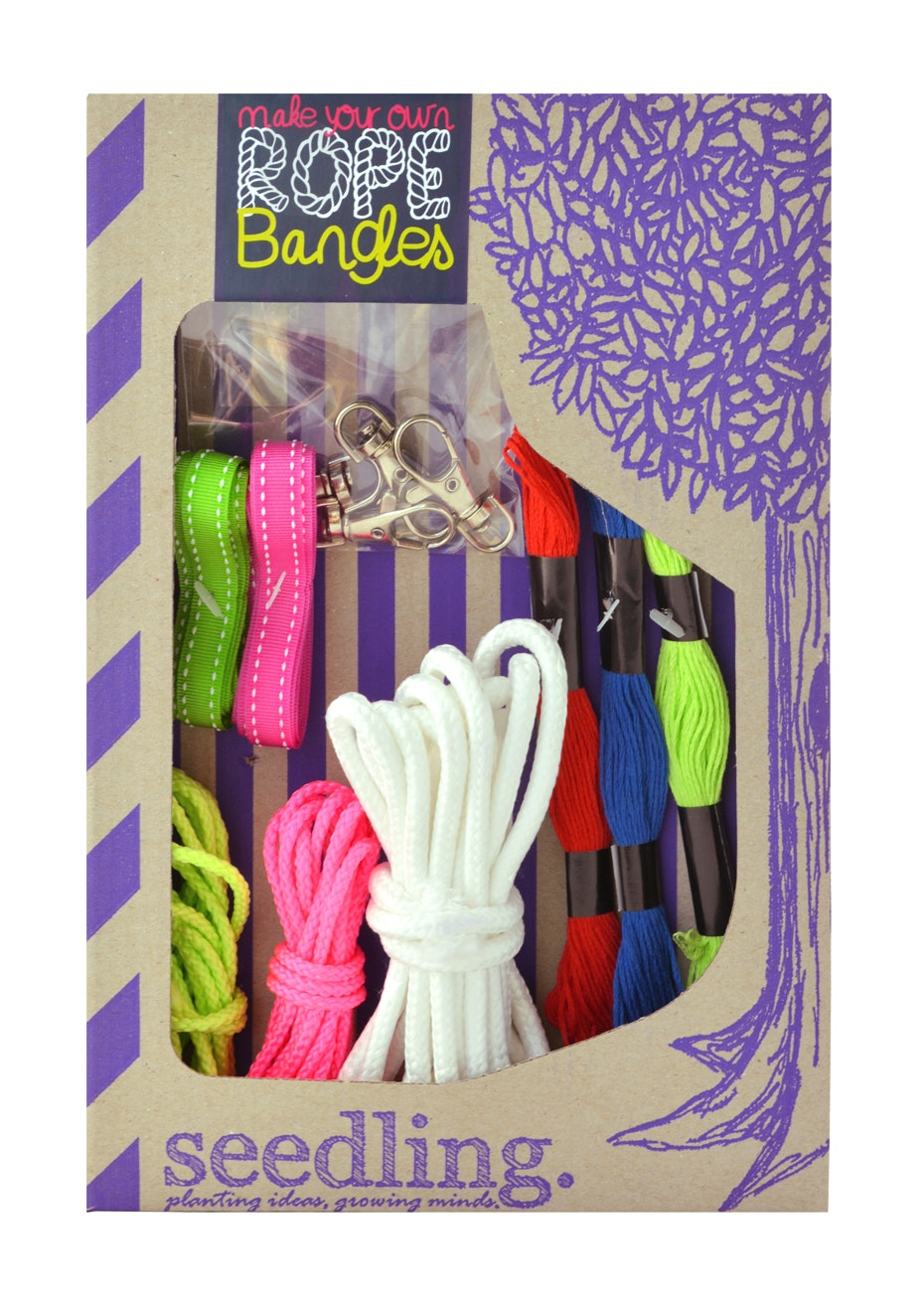 Seedling - Make your own Rope Bangles