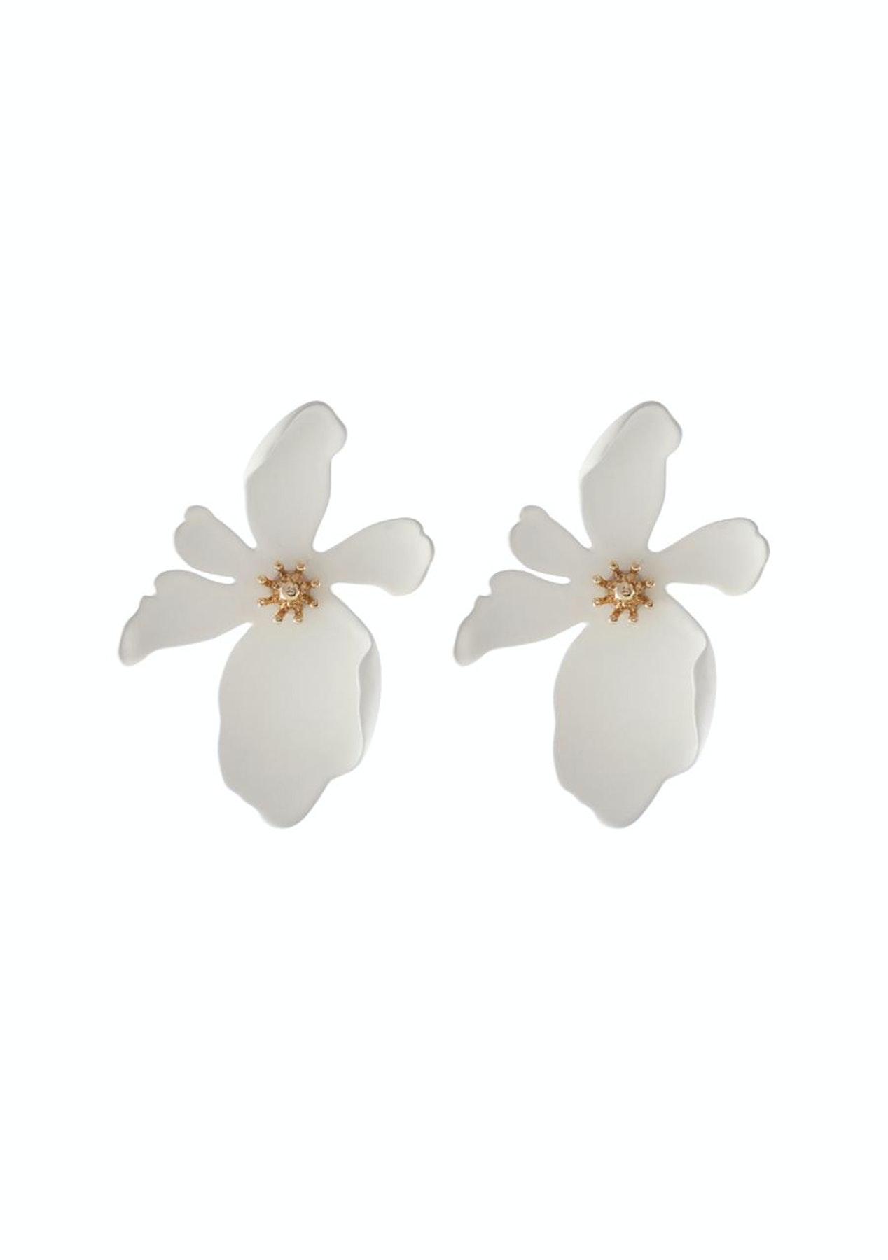 efe69f84007ee Wanderlust + Co - Camilla Ivory Earrings