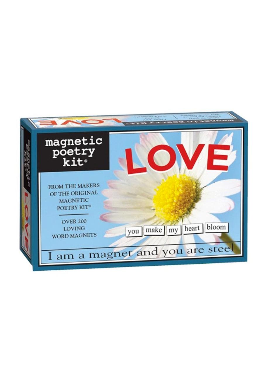 Magnetic Poetry - Love