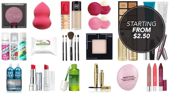 Image of the '400+ Beauty Deals' sale