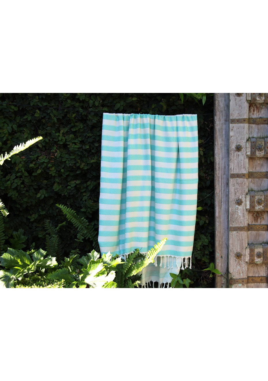 Acelia Mint Turkish Towel