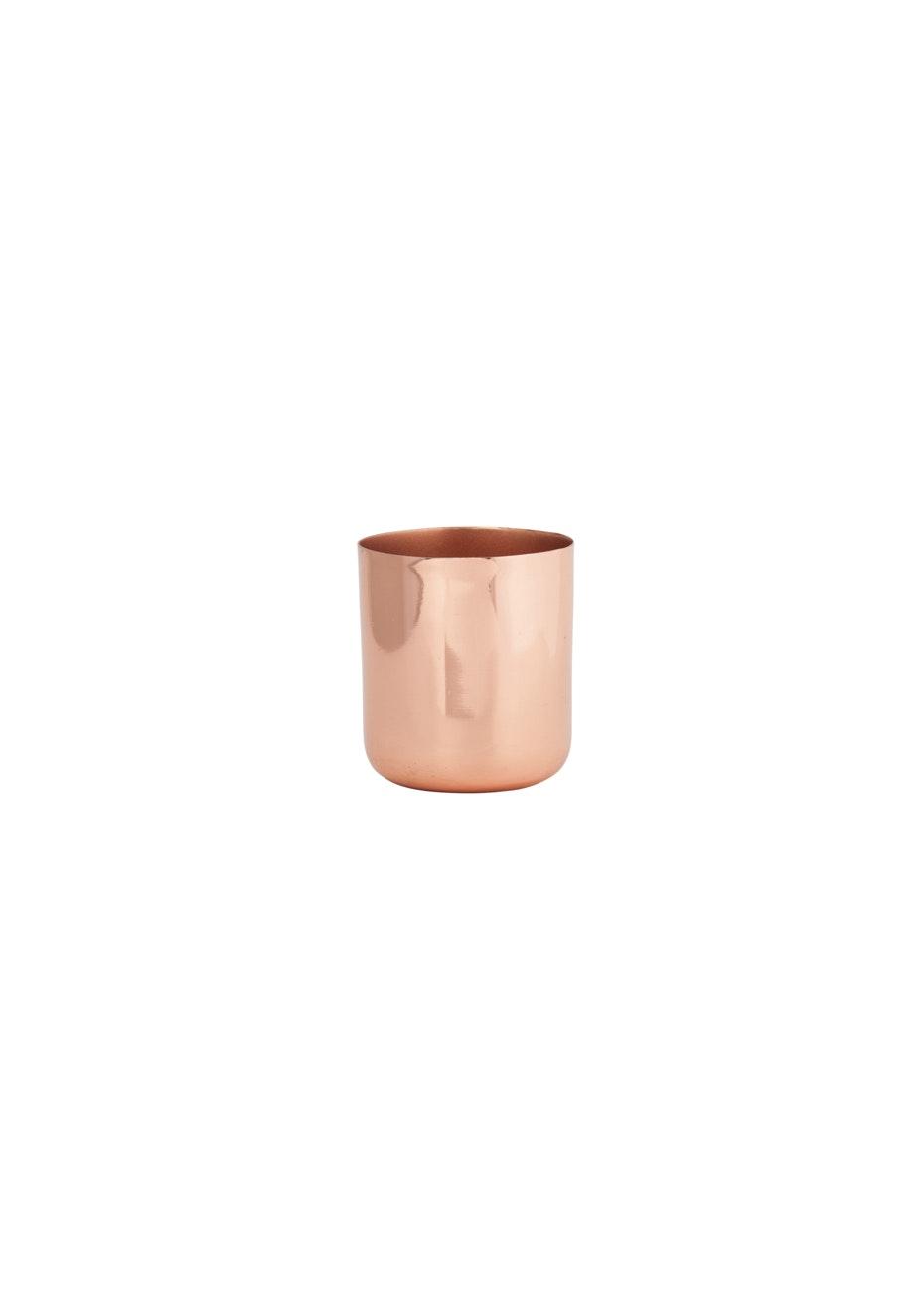 General Eclectic - Simple Votive Copper
