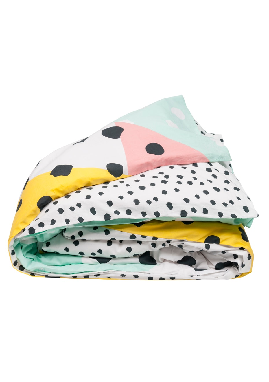 General Eclectic - Pebbles Duvet Cover - King Single