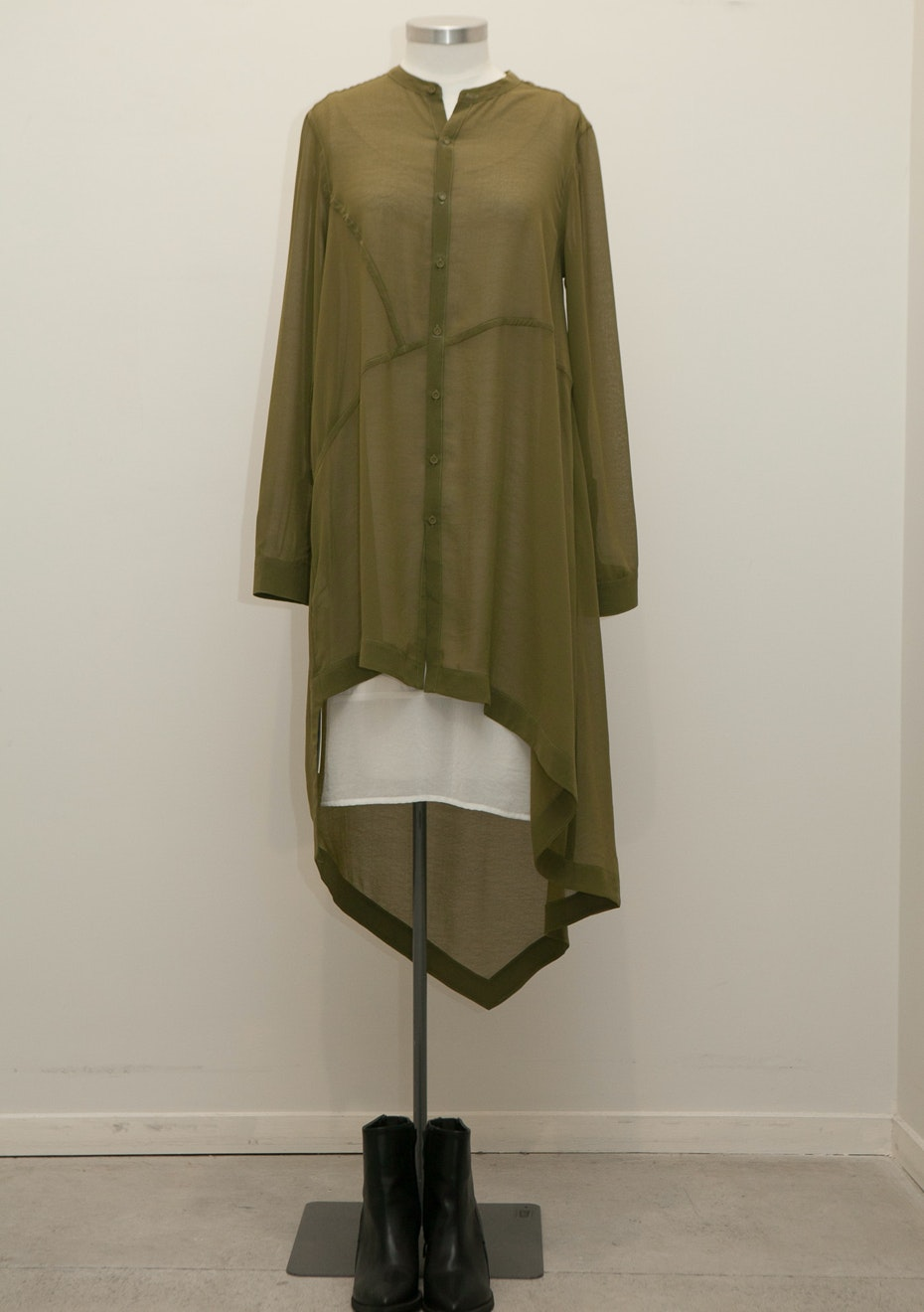 X-Plain - Bettle Shirt - Olive