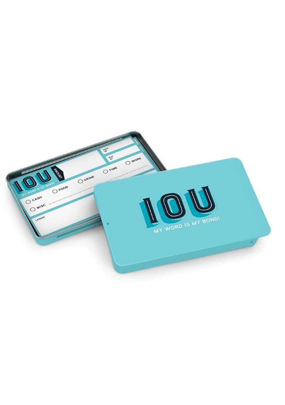 Carded - IOU