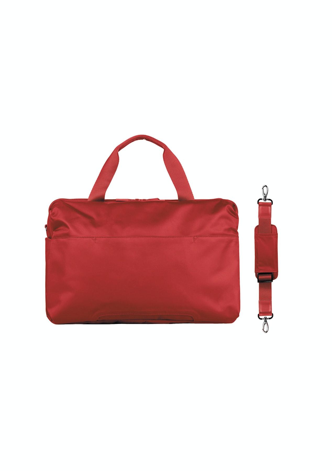 Lipault City Plume 24 Hour Bag - Ruby