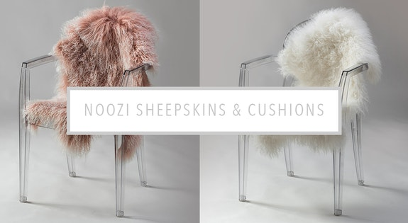 Noozi Sheepskins & Cushions